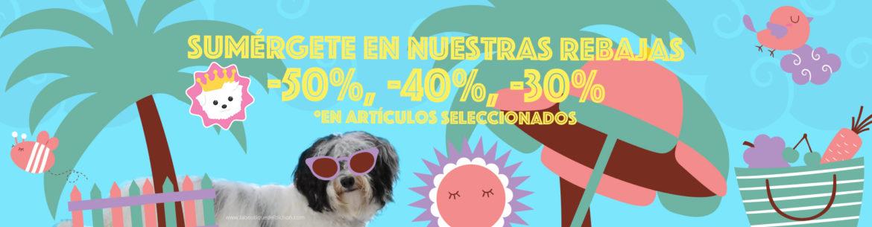 ¡¡LLEGAN LAS REBAJAS!! 50%,40%, 30% de descuento.